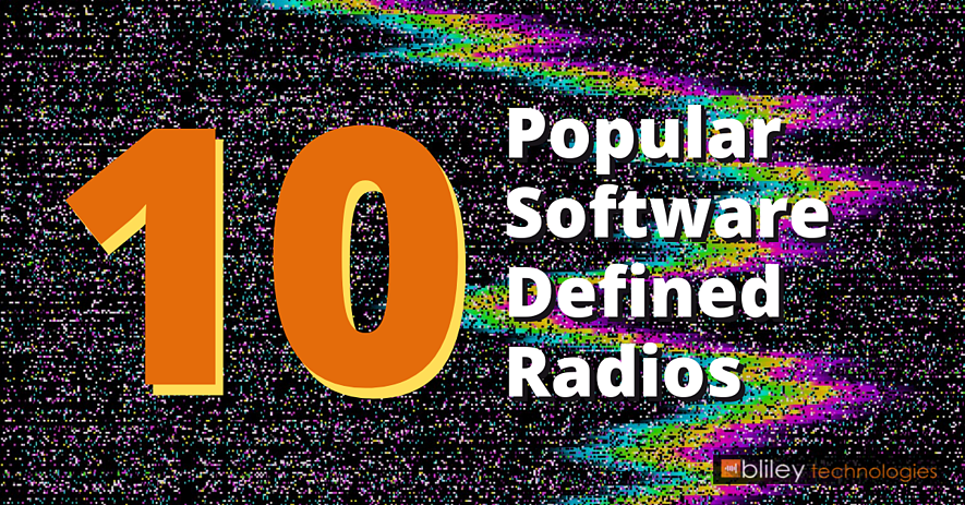 10 Popular Software Defined Radios (SDR) - Graphic New
