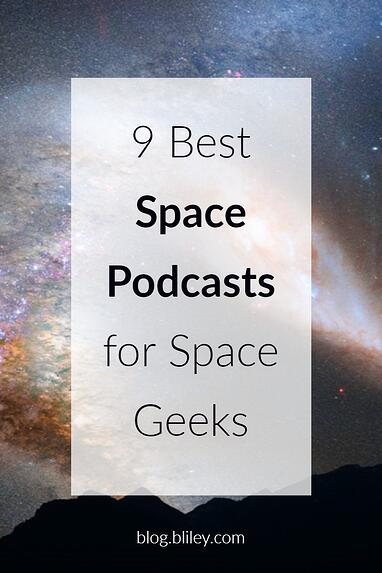 9 Best Space Podcasts for Space Geeks