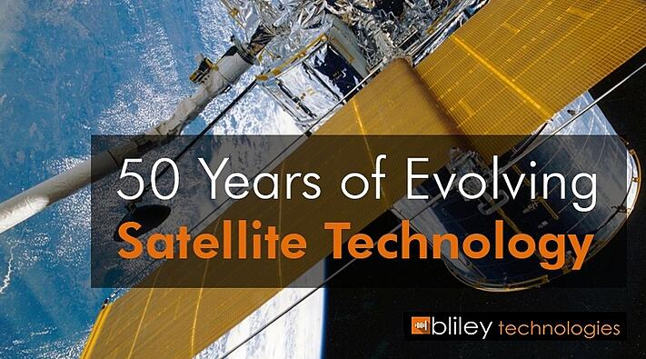 50 Years of Evolving Satellite Technology