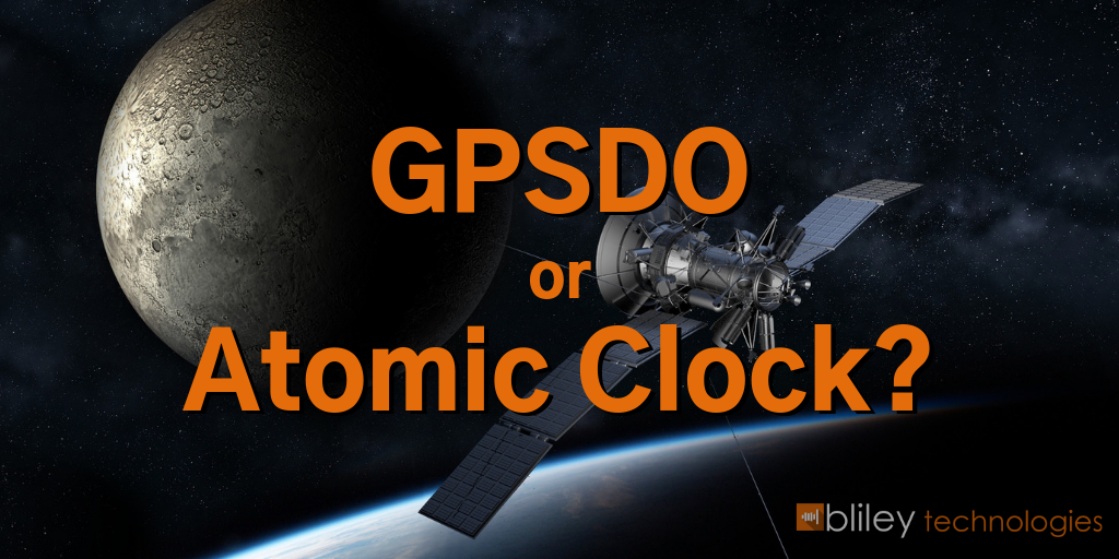 GPSDO or Atomic Clock_