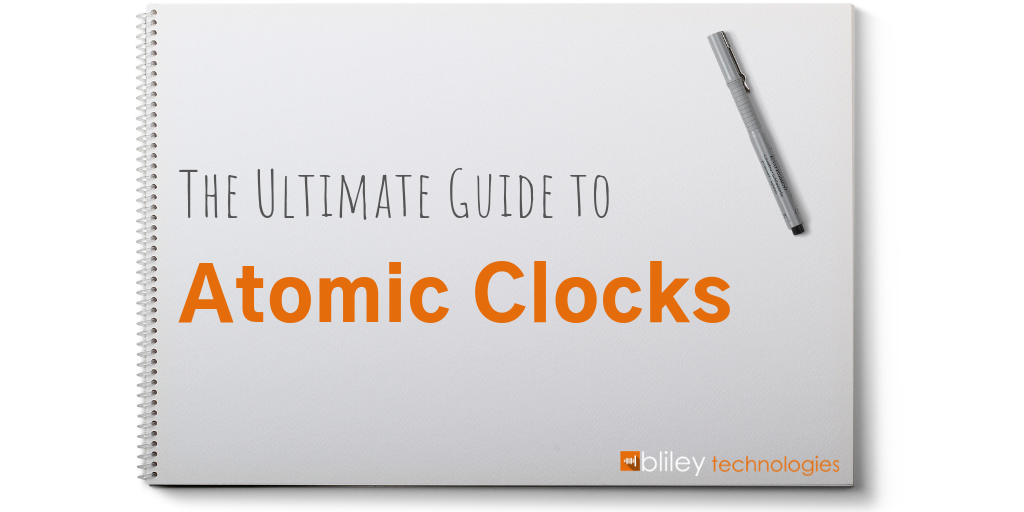 The Ultimate Guide to Atomic Clocks