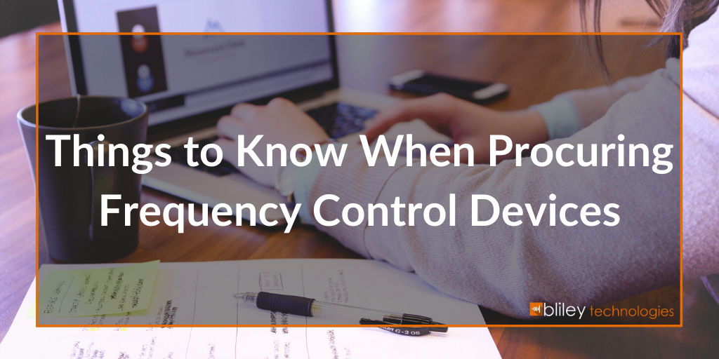 Things to Know when Procuring frequency control devices
