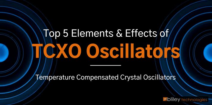 Understanding TCXO Oscillators