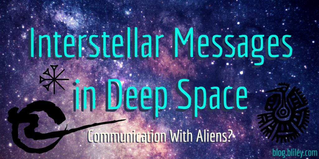 Interstellar Messages in Space