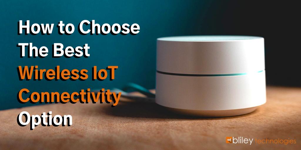 IoT Connectivity Option