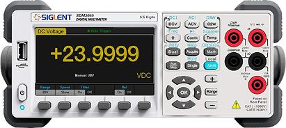 Siglent SDM3055 Digital Multimeter