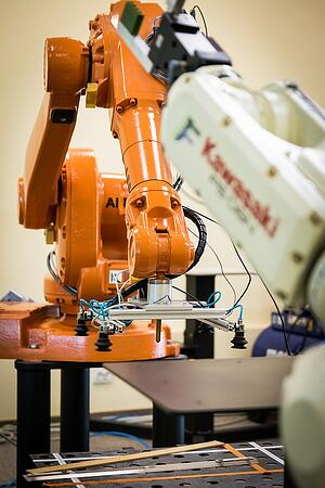 robot manufacturing automation