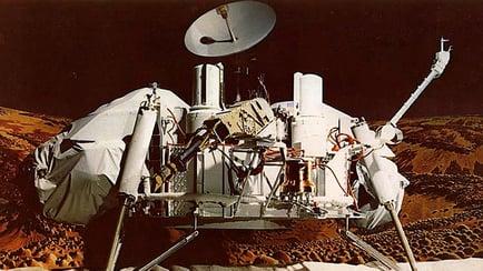 viking 1 space probe