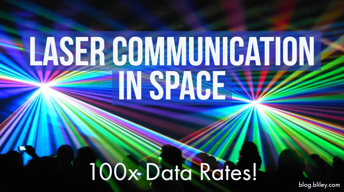 Laser Communication in Space 1