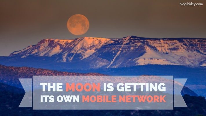 The Moon Mobile Network