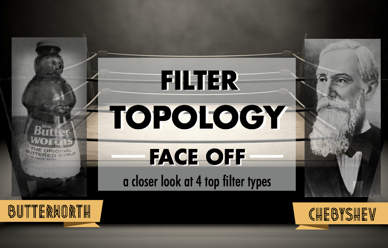 Filter Topology Face-Off