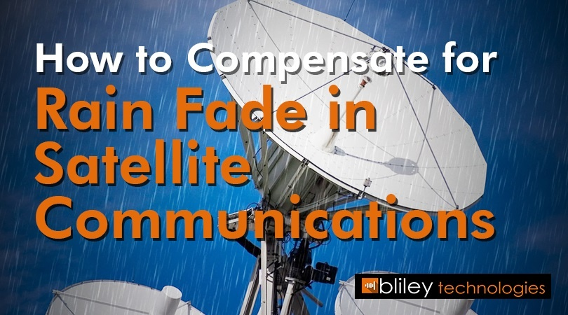 How to Prevent Rain Fade in Satellite Communications
