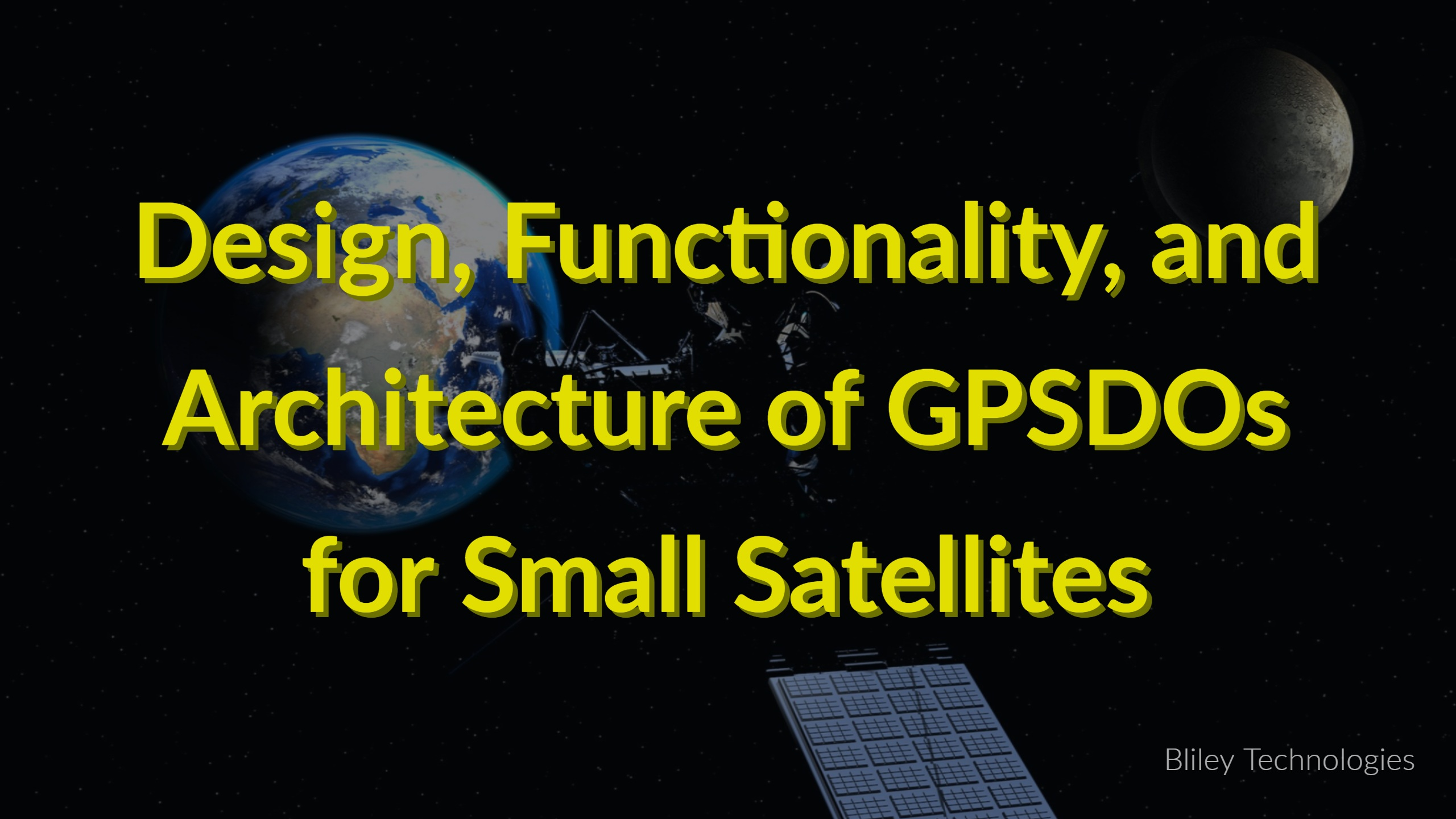 Inside a GPSDO: Design, Functionality, and Architecture of GPSDOs